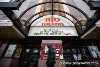 With B.C. movie theatres closed, Rio indie cinema says it will reopen as a sports bar