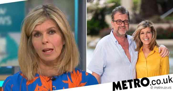Kate Garraway says husband Derek Draper's coronavirus battle is 'far from over'