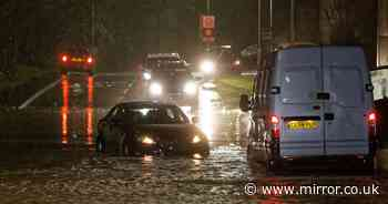 All you need to know as thousands flee homes as floods and snow cause chaos