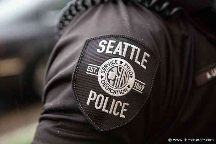 SPD Now Admits Five Seattle Cops Attended Trump's Insurrection Rally