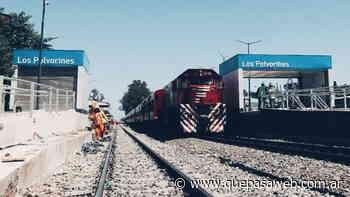 Belgrano Norte: se inaugura la nueva estación de Los Polvorines - Que Pasa Web