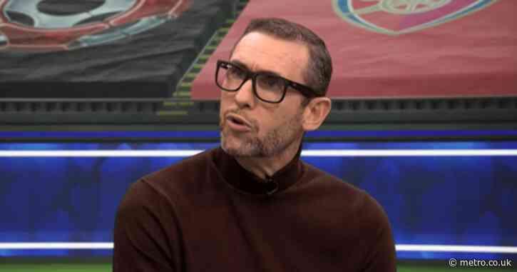 Martin Keown reserves special praise for Manchester United 'predator' Edinson Cavani after Fulham win