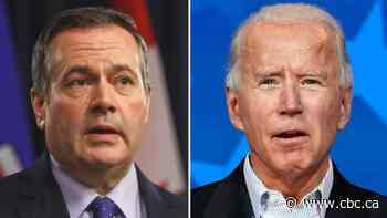Premier Jason Kenney to respond after Keystone XL permit revoked by executive action