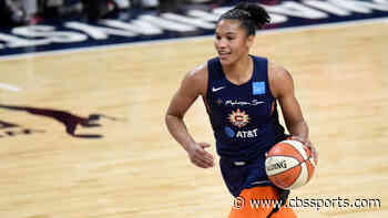 Sun star Alyssa Thomas out indefinitely after undergoing surgery for torn Achilles tendon