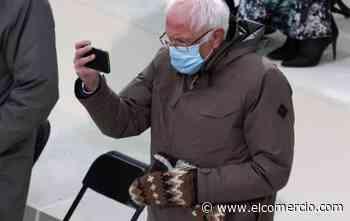 Las manoplas de Sanders, el glamour de Michelle Obama... las curiosidades que roban protagonismo a Joe Biden en Twitter durante la investidura