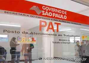 PAT de Bariri SP atualiza quadro com novas vagas de EMPREGO - Notícias Concursos
