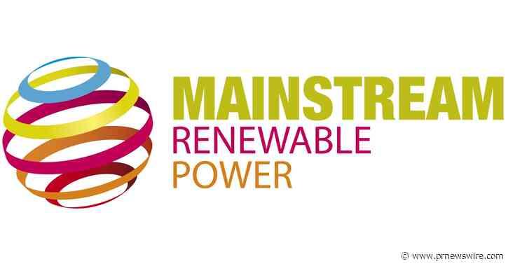Mainstream Renewable Power signe un accord d'investissement de 1 milliard d'euros avec Aker Horizons pour livrer un programme global de 5,5 GW d'ici 2023