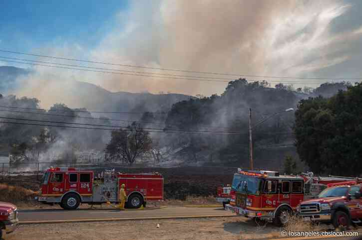 Containment On Towsley Fire Jumps To 17%, Remains At 167 Acres Burned