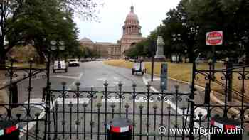 No Protests or Riots at Texas Capitol, All Remained Calm on Wednesday