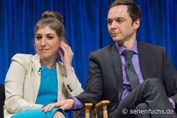 """""""The Big Bang Theory""""-Reunion: Jim Parsons und Mayim Bialik arbeiten erneut zusammen - serienfuchs.de"""