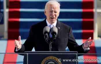 Palabras más usadas y las frases más significativas del discurso de Joe Biden