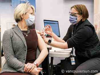 Dr. Bonnie Henry: B.C. is maximizing the benefit of the limited COVID-19 vaccine supply