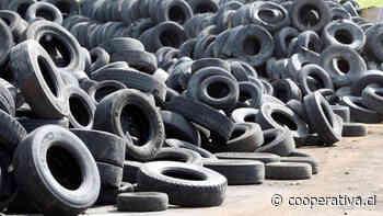Comenzó a regir la ley de reciclaje: 90% de neumáticos convencionales debe reciclarse al 2030