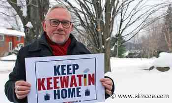 North Simcoe residents fighting to 'Keep Keewatin Home' - simcoe.com