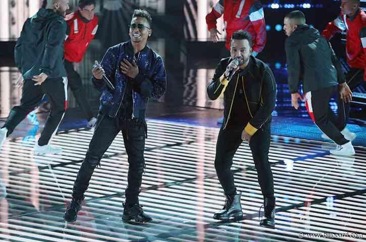 Ozuna & Luis Fonsi Perform 'Taki Taki' & 'Despacito' at 'Celebrating America' Special