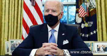 INAUGURATION DAY: Biden Takes Office, Moving Quickly To Implement Agenda