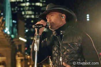 Tim McGraw, Tyler Hubbard Bring 'Undivided' to Biden Inauguration