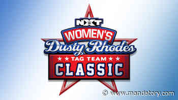 First Team Advances In Women's Dusty Rhodes Tag Team Classic