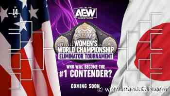 AEW Women's Tournament Announced, Tag Team Battle Royal Added To AEW Beach Break