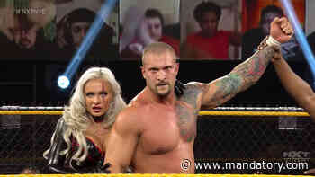 Karrion Kross Injures Dusty Cup Participant, Finn Balor Joins Forces With O'Reilly Next Week
