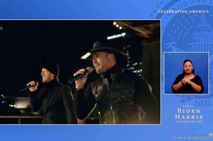 Tim McGraw & Tyler Hubbard Unite for Inspiring Anthem 'Undivided' on 'Celebrating America'