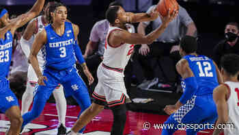 WATCH: Georgia ends 14-game losing streak vs. Kentucky with dramatic layup in final seconds