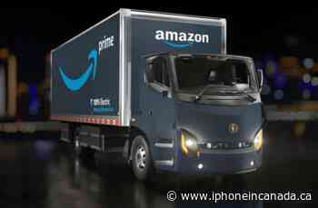 Quebec-Based Lion Electric to Supply 2500 Trucks to Amazon - iPhone in Canada