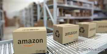 Amazon opening 5 new facilities in Quebec, creating over 1,000 jobs | Venture - Daily Hive