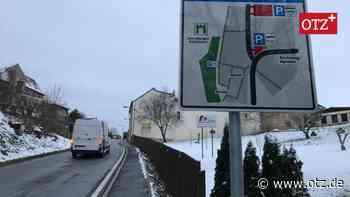 Neu: Parkleitsystem für Dornburg-Touristen - Ostthüringer Zeitung