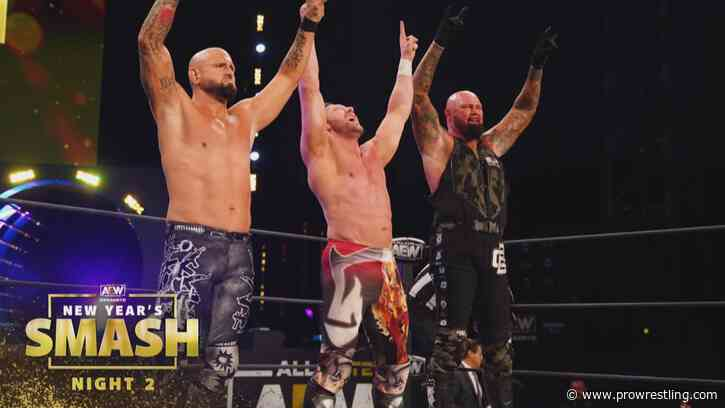 Several Matches Announced For 1/27 AEW Dynamite & 2/3 Beach Break