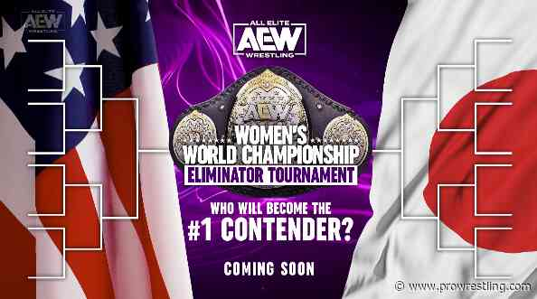 AEW Women's Title Eliminator Tournament Coming Soon