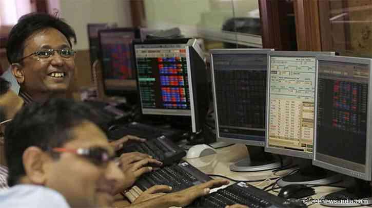 Sensex creates history, crosses 50,000-mark; Nifty tops 14,700