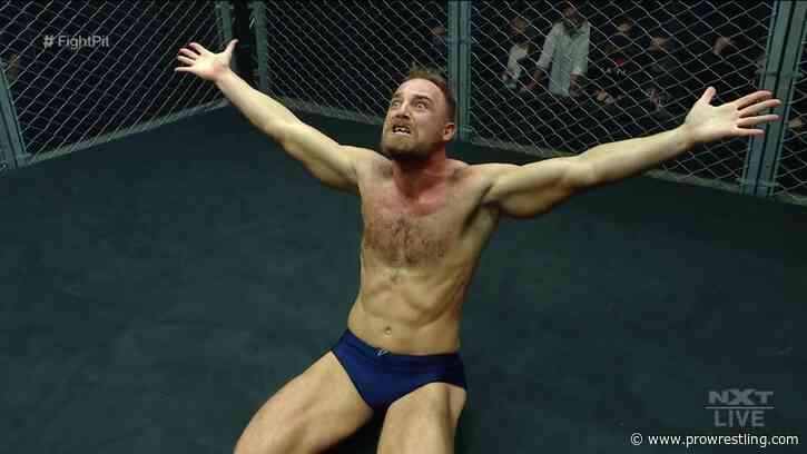 Timothy Thatcher Remains Undefeated Inside NXT's Fight Pit