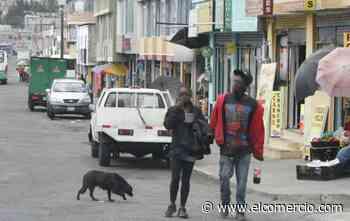 En zonas con más contagios en Quito se ve menos temor al virus