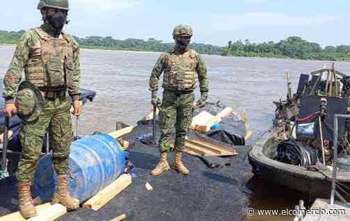 Alerta en Sucumbíos por el grupo Comandos De Frontera, una mafia de Colombia