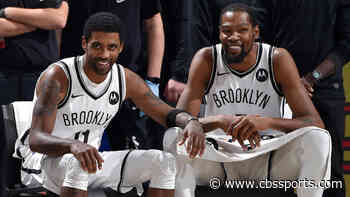 Nets Big Three debut: Blessing and curse of having Kevin Durant, James Harden, Kyrie Irving on display in loss