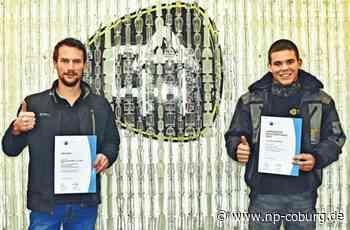 IHK-Abschlussprüfung: Bayerns bester Azubi kommt aus Tettau - Neue Presse Coburg