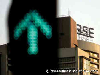 Sensex breaches 50,000-mark for first time, Nifty touches record high on positive global cues