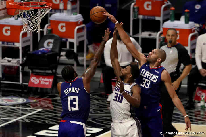 Clippers Beat Kings 115-96 For Season-High 5th Straight Win