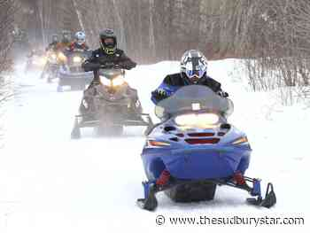 Snowmobiler dies in crash north of Capreol - The Sudbury Star