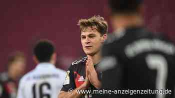 Kimmich-Unfall mit Schiedsrichter! Bayern-Star geht zu Boden - Danach wird er richtig wütend