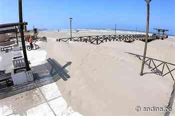 Lambayeque: ejecutarán obras de desarenado del malecón turístico en Puerto Eten - Agencia Andina