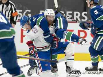 Canucks 6, Canadiens 5 (SO): Toffoli a titan in return to Vancouver