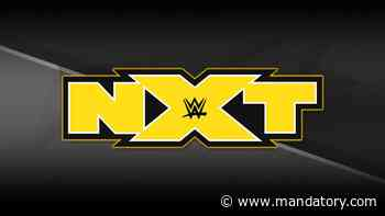 Cruiserweight Championship Match & More Set For NXT Next Week