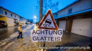 """Wetter in Bayern: """"Erhebliche Lawinengefahr"""" in den Alpen - Warndienst nennt Hauptproblem"""