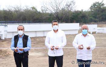 Rehabilitan y amplían planta de tratamiento de aguas residuales de Suchiapa - Aquí Noticias