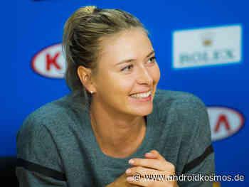Ex-Tennisstar Maria Sharapova hat sich verlobt - AndroidKosmos.de