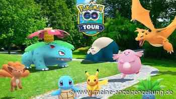 """""""Pokémon GO"""": Niantic verlangt 12 Euro für eintägiges """"Kanto-Tour""""-Event"""
