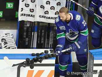 A mystery: Alex Edler injured in Canucks' win vs. Montreal