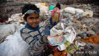 Pandemie verschlimmert Armut: Corona zwingt noch mehr Kinder zur Arbeit
